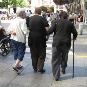 Acompañar personas mayores