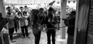 Inauguración de la escuela de Sama (Nepal)