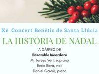 X Concert benèfic de Santa Llúcia