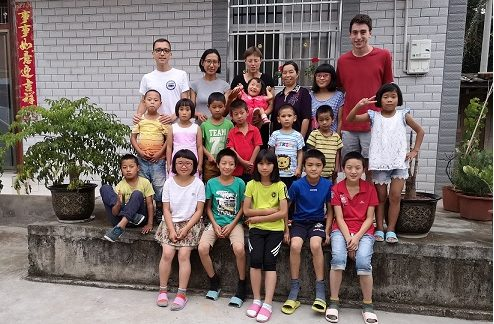 Voluntariado en Xichang. ¡Tan lejos y tan cerca!